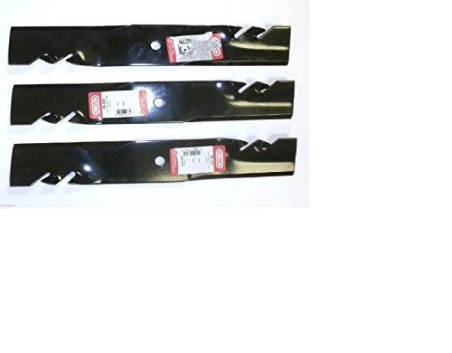 (3 Pack) 96-343 Oregon Mulching Blades 42