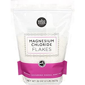 Whole Foods Market, Magnesium Chloride Flakes, 32 oz