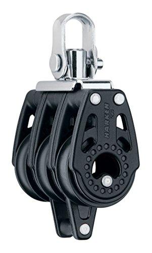 Triple Becket Block - Harken 29mm Triple Swivel Carbo Block w/ Becket