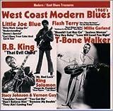 West Coast Modern Blues 1960's