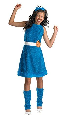 Cookie Monster Tween Costume - -