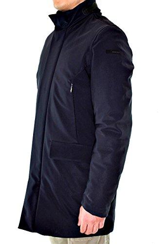 Rrd Giaccone Uomo W17003 Blu 58