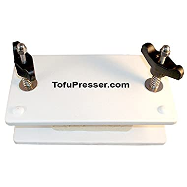 Super Tofu Press - 4 Spring Model to Remove Water Quickly with Spring Pressure