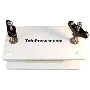 Super Tofu Press --4 Spring Model to Remove Water Quickly