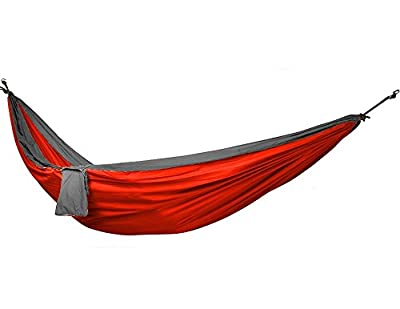 COMMANDO. Extreme Camping Hammock Set (Ropes/Carry Bag)