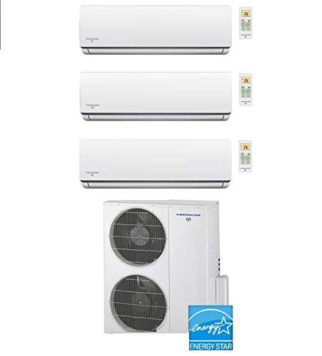 Thermocore 9+18+24 Mini Splits, White by Thermocore