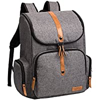 ALLCAMP OUTDOOR GEAR Urban Diaper Bag Large Capacity