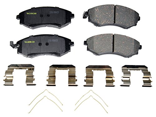 Monroe CX700 Ceramic Premium Brake Pad Set