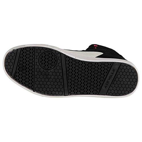 Airwalk , Baskets mode pour fille multicolore noir/rose Taille Unique