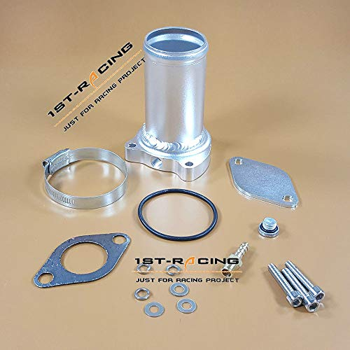 - ISPEEDYEGR Kit For Volkswagen VW Beetle Golf Jetta TDI 1.9 ALH Race Pipe MK4 98-04