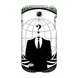 KimberleyBoyes Samsung Galaxy S4 Mini Scratch Resistant Hard Cell-phone Case Customized Fashion Anonymous Pictures [lZg24208ILUG]