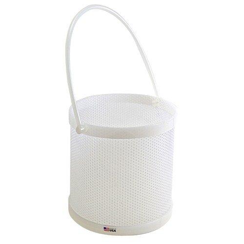 Dipping Basket - Dynalon 146594 Polyethylene Round Dipping Basket, 12