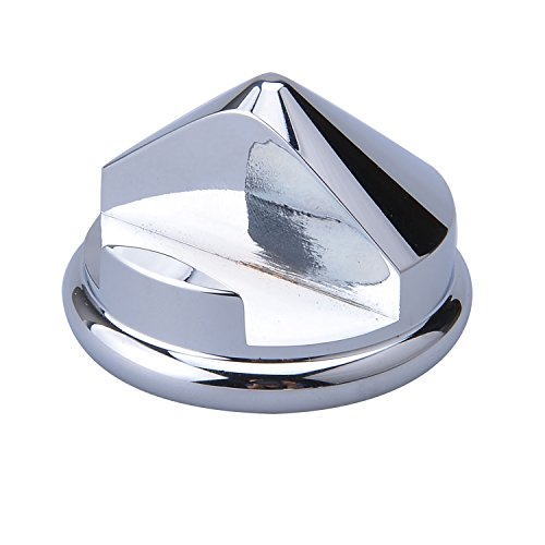 Cone Razor Stand - CSB Chrome Zinc Alloy Stand for 3Blade and 5Blade Razor