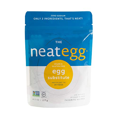 Neat, Egg Substitute, 4.5 Ounce