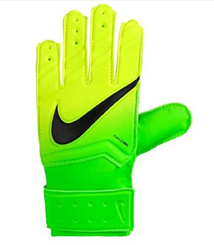 Nike GK Match Soccer Glove (Electric Green/Black)(8)