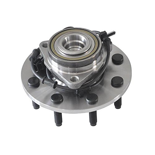 (DRIVESTAR 515089 1 New Front Wheel Hub & Bearing for 03-05 Ram Pickup Truck 2500 3500 2WD 2x4 ABS)