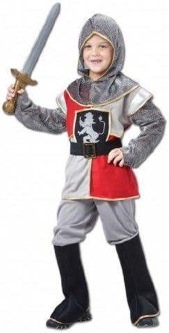 Humatt Perkins - Disfraz de caballero para niño, talla 7-10 años ...