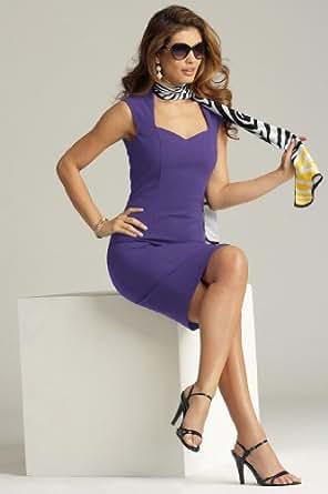 Metrostyle Back Cutout Dress