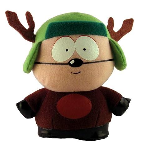 South Park Kyle reno de peluche adorno de árbol de Navidad: Amazon.es: Hogar