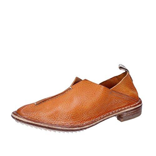 Moma Mocassins Pour Femmes 37 Eu Brown Leather