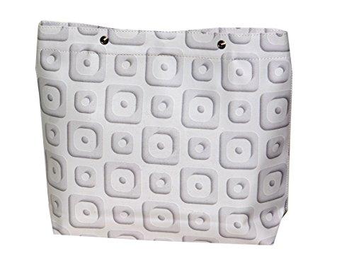 Bi Bag Borsa Interna intercambiabile modello white n° 4
