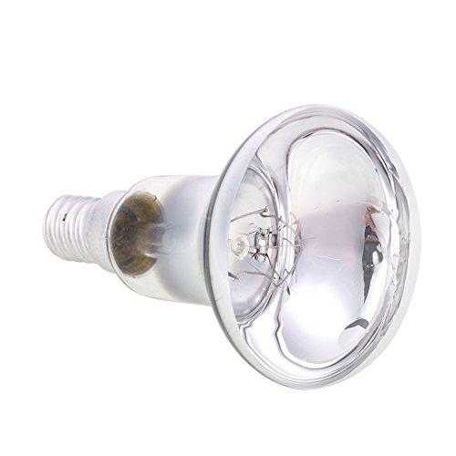 Hanbaili Reflector Spot Light Filament 40W R50 Bulb Lava Lamp E14 Screw SES 1 PCS