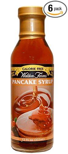Walden Farms - Calorie Free Pancake Syrup - 12 oz X 6