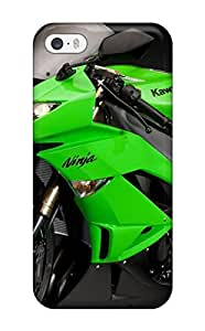 Fashion PFPdpSQ7847FXohP Case Cover For Iphone 5/5s(kawasaki Motorcycles)