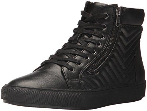 Steve Madden Mænds Punted Mode Sneaker Sort MN0Fe5CQ