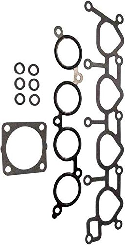 APDTY 726811 Gasket Set Includes: Intake Manifold Upper, Lower, Throttle Body For 1996-2001 Nissan Altima w/2.4L 2001 Nissan Altima Intake Manifold Gasket