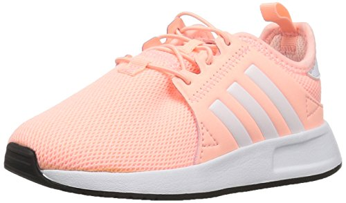 Us 5k Clear M Baby Adidas Running X Toddler Shoe plr Originals El White Orange 47FwRCq