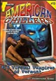 American Chillers #13 Virtual Vampires of Vermont, Johnathan Rand, 1893699587