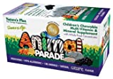 Nature's Plus – Animal Parade Chewable Grape, 180 chewable tablets, Health Care Stuffs