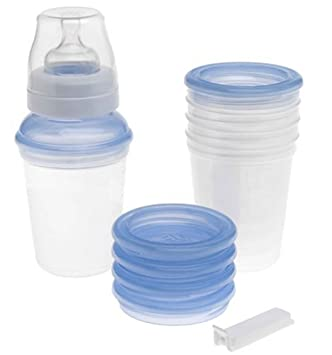 Amazoncom Avent 8 oz Nurser Baby Bottles Baby