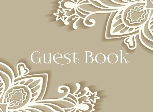 Guest Book: Book Guest Wedding Vintage pdf