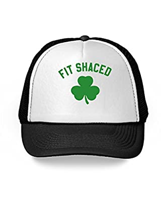 Awkward Styles Fit Shaced Trucker Hat Funny St. Patrick's Day Hats Irish Gifts