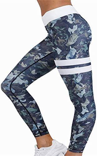 レディースジャージ上下セット 女性ハイウエストスポーツランニングジムエクササイズフィットネス大きいサイズパンツ圧縮ストレッチタイツヨガレギンス (色 : 青, サイズ : M)