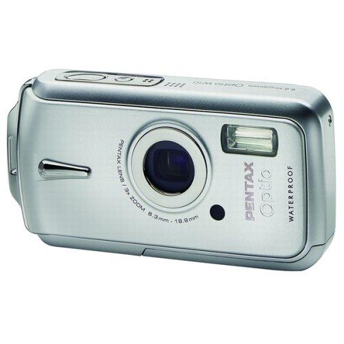 Pentax Optio W10 6MP Digital Camera with 3x Optical Zoom