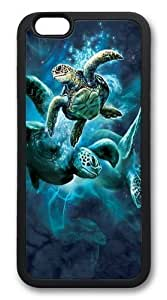 Sea Turtle Collage Custom For SamSung Note 2 Case Cover Hard shell Black