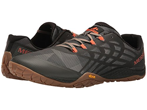 Merrell Men's Trail Glove 4 Runner, Vertical 10 M US