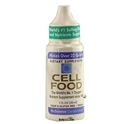 CellFood Liquid Minerals, Enzymes, Amino Acids, Electrolytes(1 fl.oz)