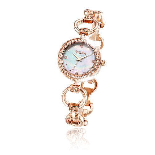 Valentino Rudy Women's Wrist Watch Gold for sale  Delivered anywhere in USA