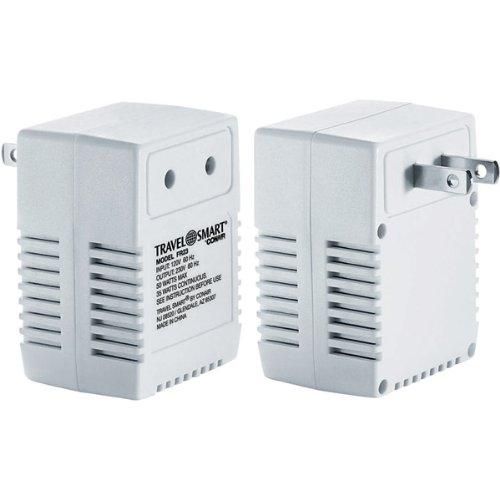 Conair Travel Smart Reverse 50-Watt Transformer - 50 VA - 110 V AC Input - 240 V AC Output - FR23 by Conair