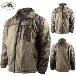 (Natural Gear Natgear Hybrid Full Zip Jacket, 206)