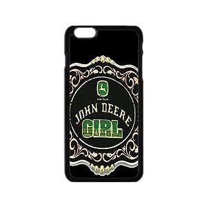 John deere girl Case Cover For iPhone 6 Case