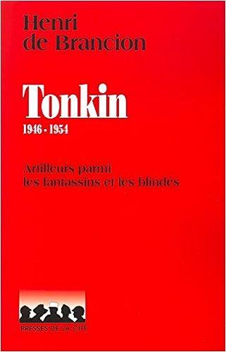 Lire Tonkin (1946-1954) epub pdf