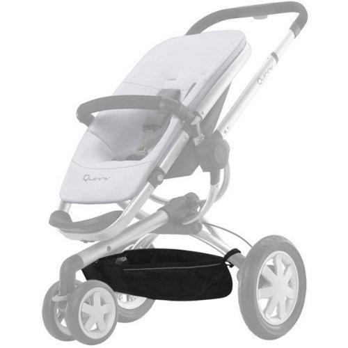 Quinny Buzz Stroller Shopping Basket (Black)