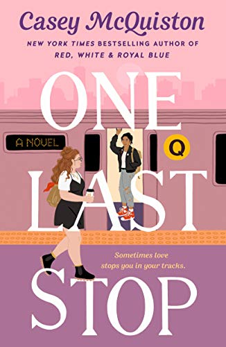 Book Cover: One Last Stop