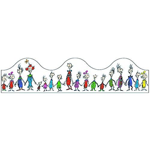 Eureka Dr. Seuss Whoville Whos Deco -
