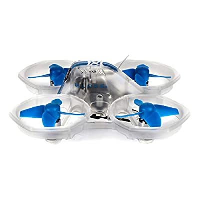 Blade Inductrix Fpv Bl Bnf Basic RC Drone with Safe Technology, Blue: Toys & Games